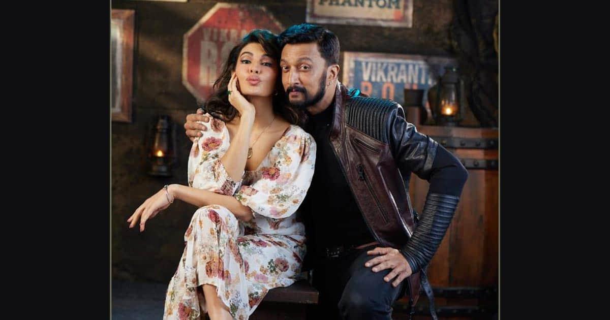 Jacqueline Fernandez Joins Kichcha Sudeepa For Multilingual Film Vikrant Rona