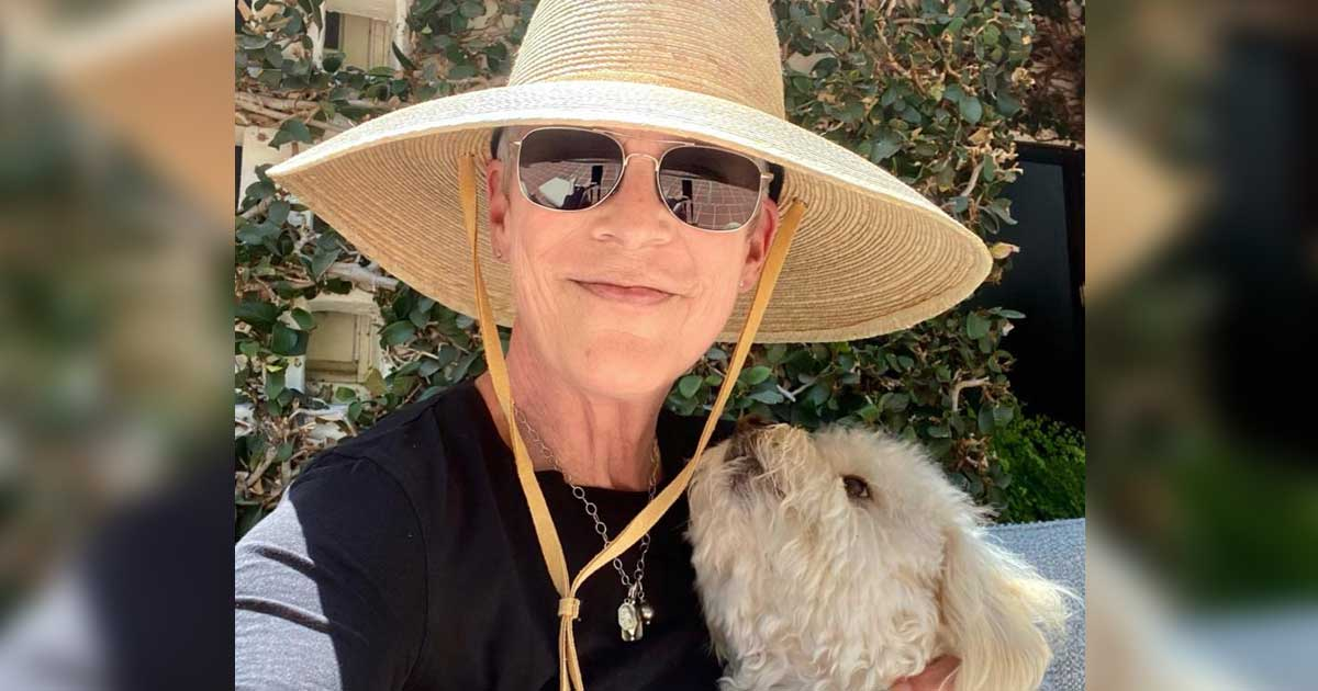 Jamie Lee Curtis says her youngest child is transgender