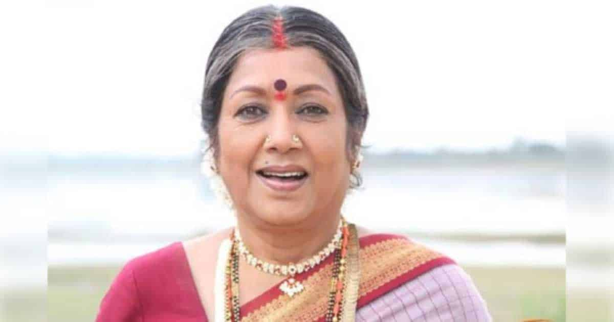 Jayanthi Is No More; The Veteran Kannada Actress Passed Breathed Her Last At 76