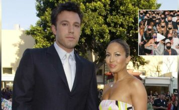 Jennifer Lopez & Ben Affleck Make Debut On Instagram With A Cozy Photo From A Party