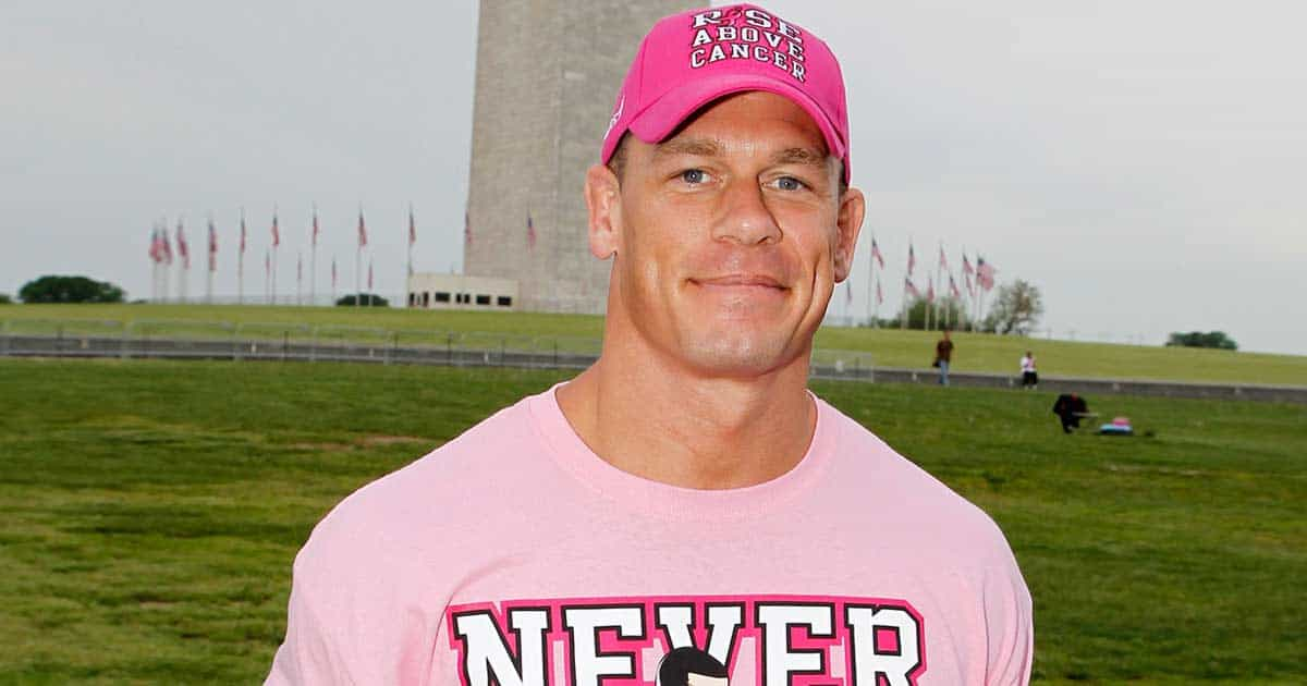 John Cena Is Returning To WWE On This Date