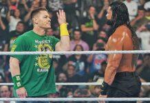 John Cena Makes Surprise Return To Money In The Bank