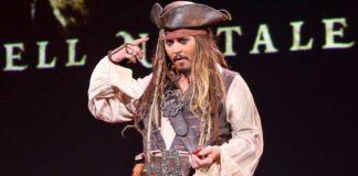 Johnny Depp Surprised His On Stranger Tides Team With This To Keep Them Safe