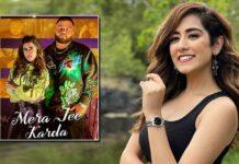 Jonita Gandhi's Punjabi single 'Mera jee karda' out