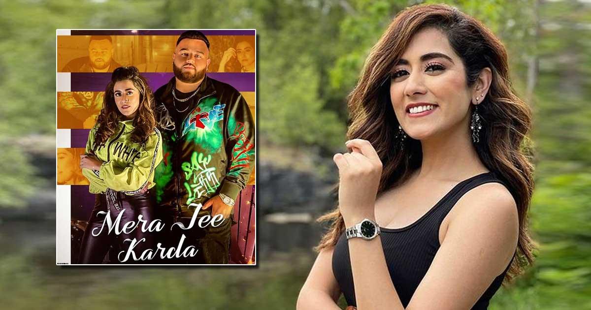 Jonita Gandhi Is Hoping Fans To React Well For Her First Independent Punjabi Track 'Mera Jee Karda'