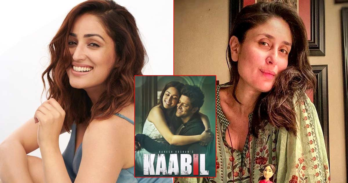 Kaabil Was Initially Planned With Kareena Kapoor Khan & Hrithik Roshan