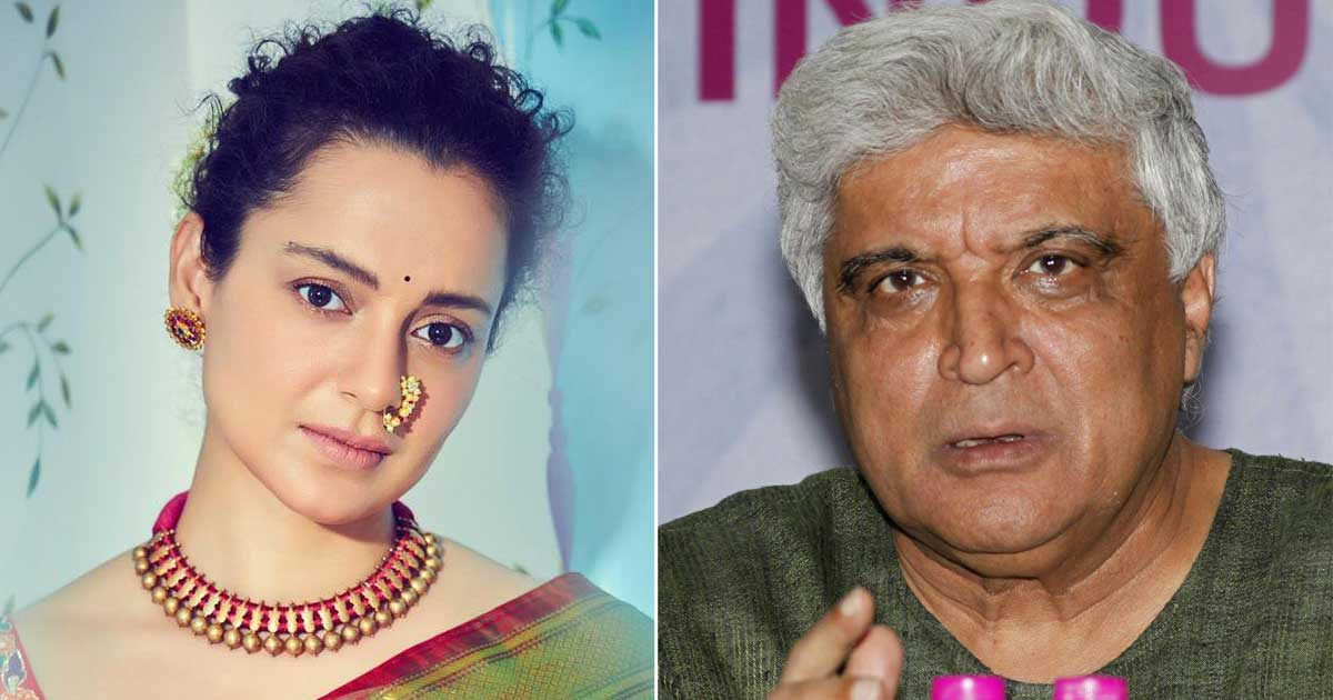 """Kangana Ranaut Slams Javed Akhtar In The Passport Renewal Case & Says, """"Movie Mafia Trying To Prove There's No Harassment…"""""""