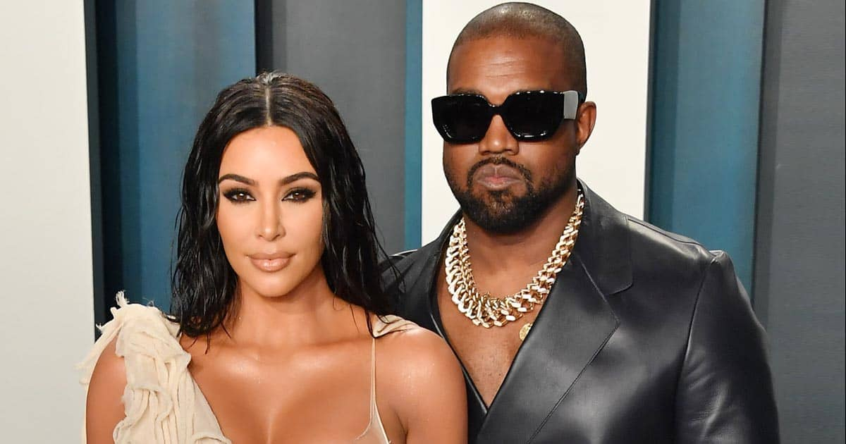 Kanye West Takes A Diss At Kim Kardashian In Upcoming Track?