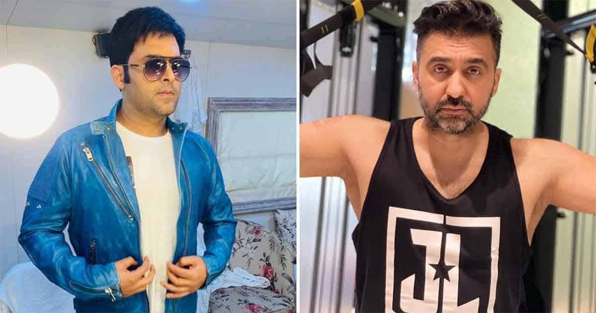 """Kapil Sharma's old video asking Raj Kundra """"Bina Kuch Kiye Paise Kaise Kamate Ho?""""  It goes viral"""