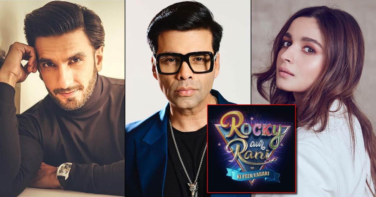 Karan Johar Announces His Next 'Rocky Aur Rani Ki Prem Kahani' Starring Alia Bhatt & Ranveer Singh