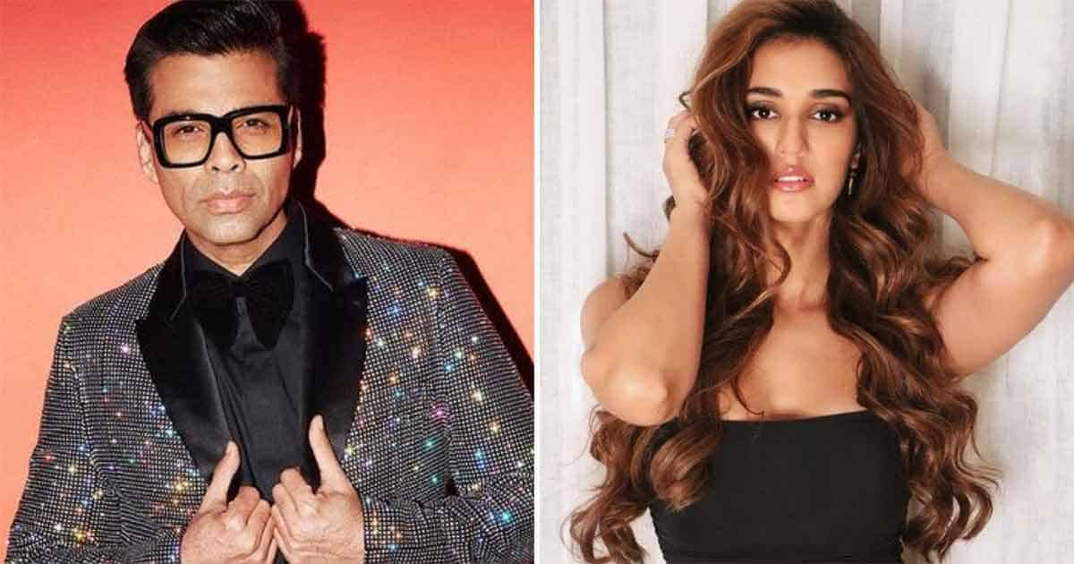 Karan Johar's No S*x Please, We're Indians! Was Supposed To Be Disha Patani's Debut – Did You Know?