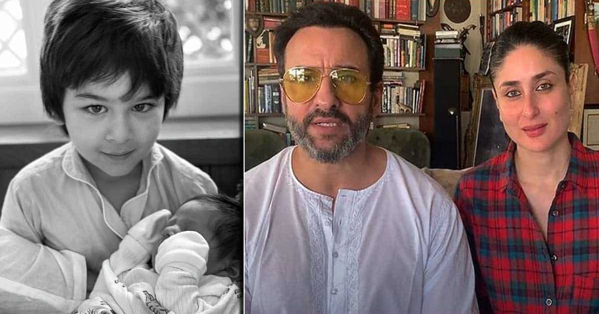 Kareena Kapoor Khan & Saif Ali Khan's Second Baby Has A Name Now?
