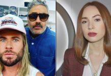 Karen Gillan Spills Beans On Thor: Love And Thunder