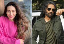 Karisma Kapoor calls Suniel Shetty the biggest prankster