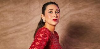 Karisma Kapoor gifts five pair of shoes to contestant Pruthviraj