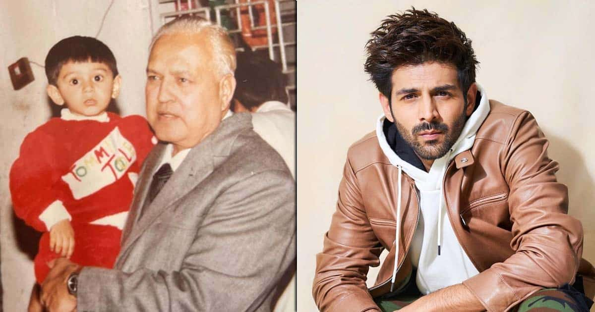 """Kartik Aaryan Mourns The Loss Of His 'Naanu': """"Hope I Get Your Swag Someday"""" - Check Out"""