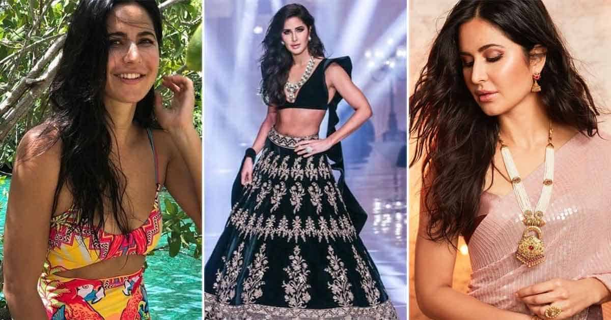 Happy Birthday Katrina Kaif: Indian or Western – This Fashionista Knows How To Carry Each Like A Pro