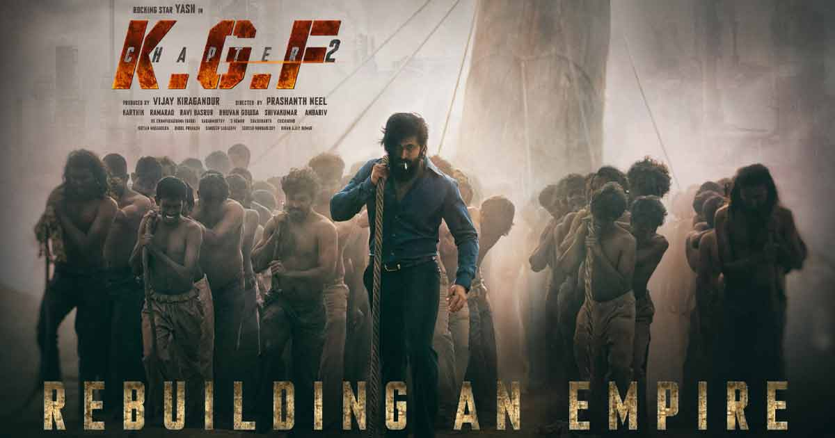 KGF: Chapter 2 Release Date To Be 9th September! Fact Or A Rumour? Check Out