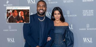 Kim Kardashian Trends On Twitter After She Attends Kanye West's Listening Party For Donda