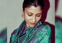 Konkana Sen Sharma makes a classic statement in saree