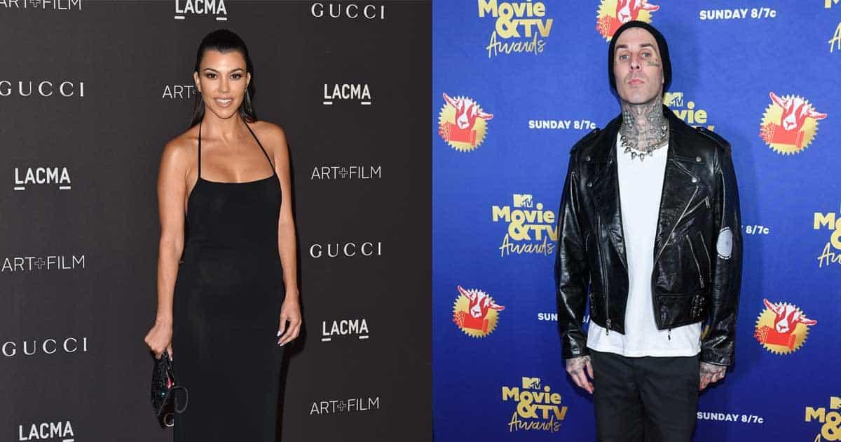 Kourtney Kardashian & Travis Barker Spark Wedding Speculations Post Vegas Trip!