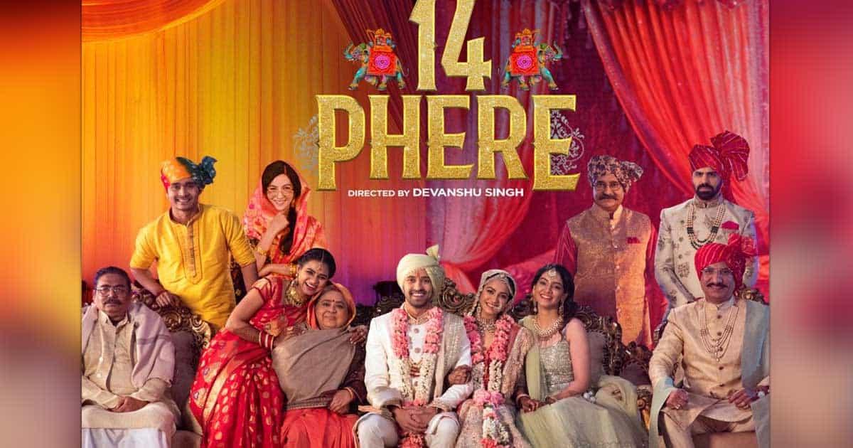 14 Phere: Vikrant Massey & Kriti Kharbanda & Team Share Their Excitement On OTT Release