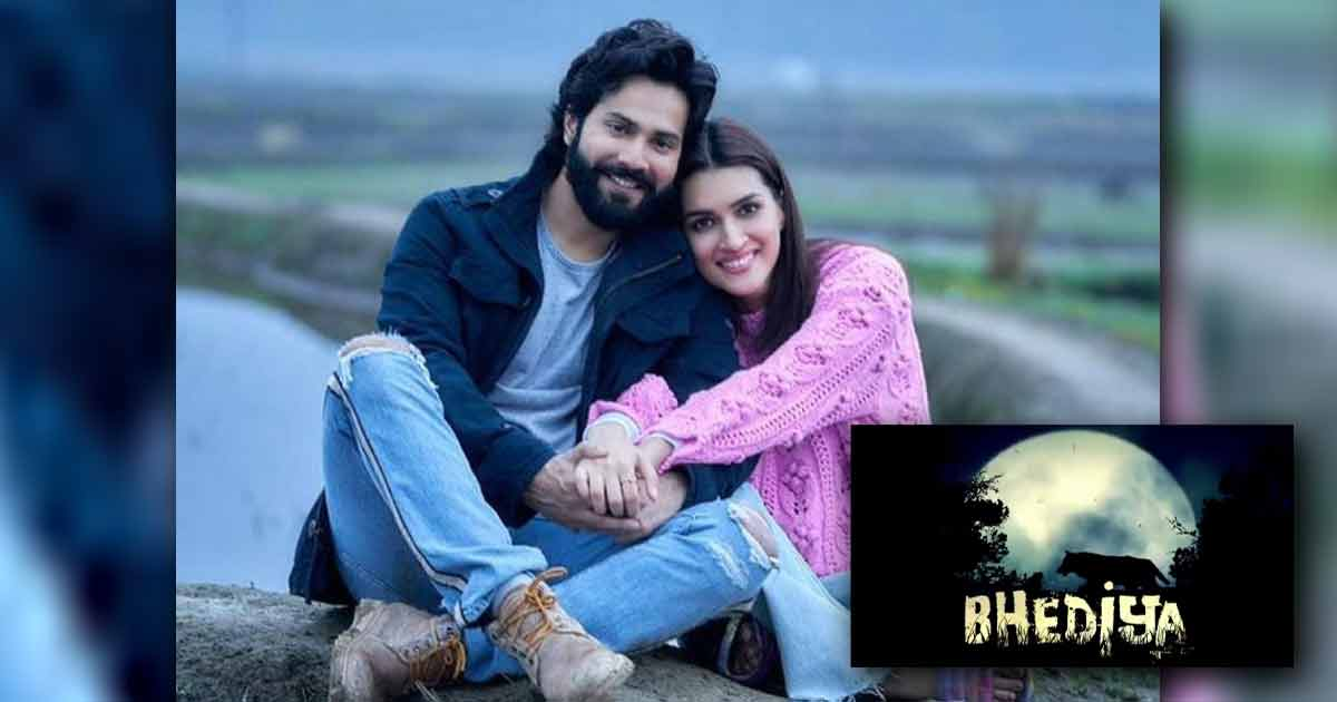 Kriti Sanon & Varun Dhawan wrap up the shoot of Bhediya!