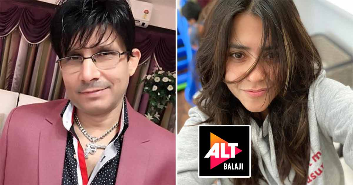 KRK Slams ALTBalaji Through A Poll