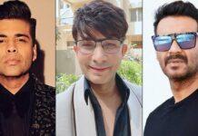 KRK Created A Controversy Between Ajay Devgn & Karan Johar Back In 206