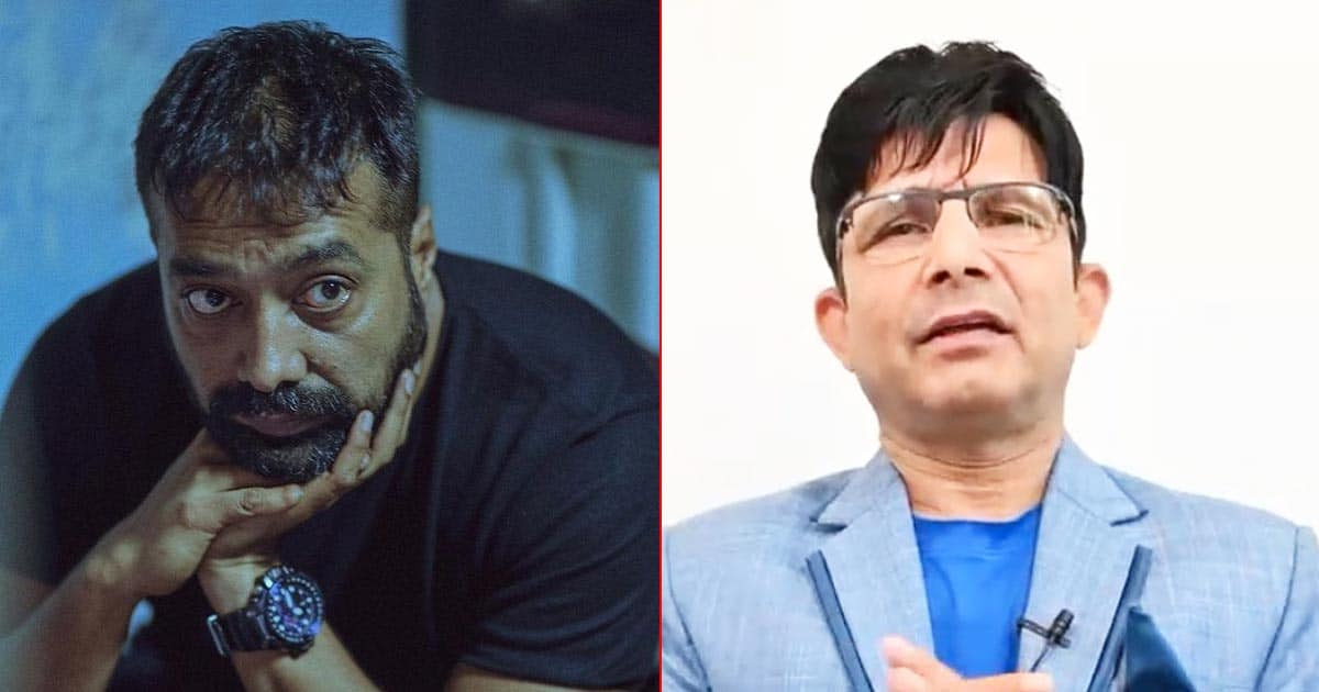 KRK Once Claimed That Anurag Kashyap Had Passed Away