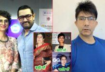 KRK Releases His Opinion On Aamir Khan, Kiran Rao Divorce; Drags Katrina Kaif & Fatima Sana Shaikh