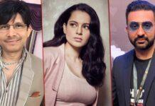 KRK Shames Kangana Ranaut Over Her Post On Raj Kundra Arrest