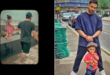Kunal Kemmu posts a video with daughter at Marine Drive