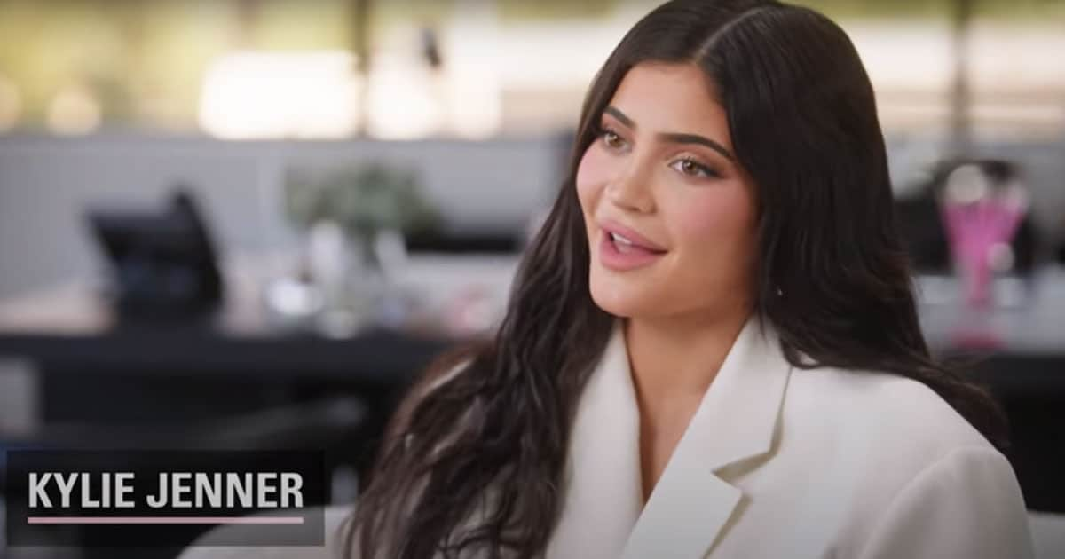 Kylie Jenner turned her insecurity into a billion-dollar business empire!  Take notes, young girl