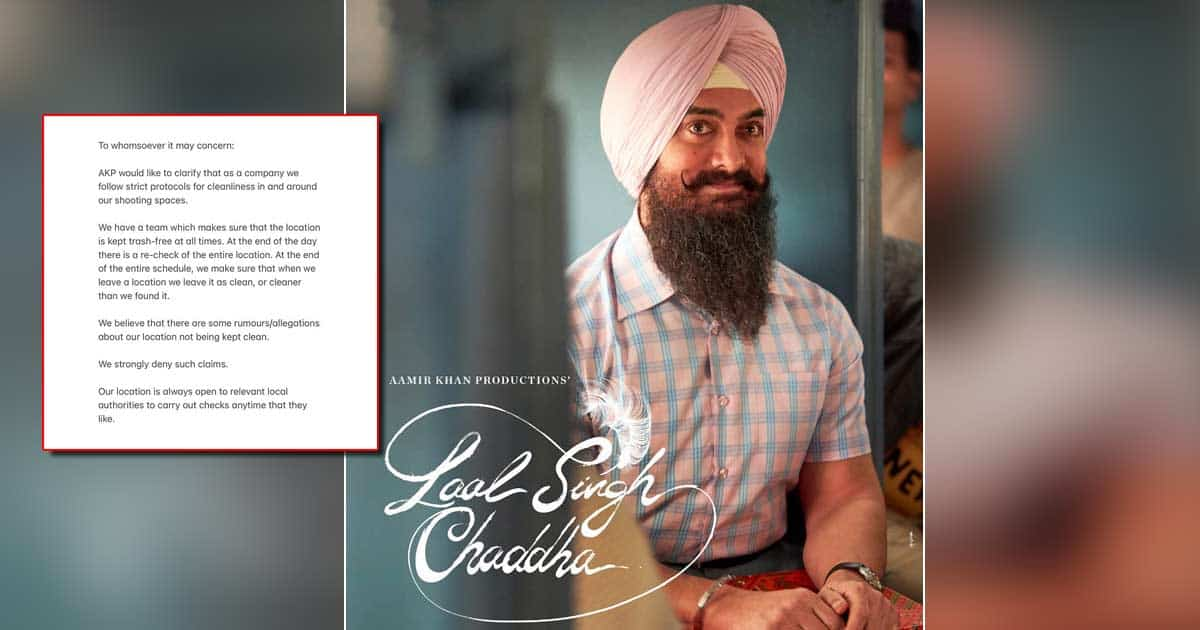Laal Singh Chaddha: Aamir Khan & Team React To Rumours Of Littering Ladakh - Deets Inside