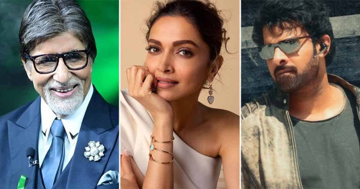 #ProjectK: Prabhas Gives The Clap As Amitabh Bachchan Begins Shoot For Nag Ashwin's Next Co-Starring Deepika Padukone!