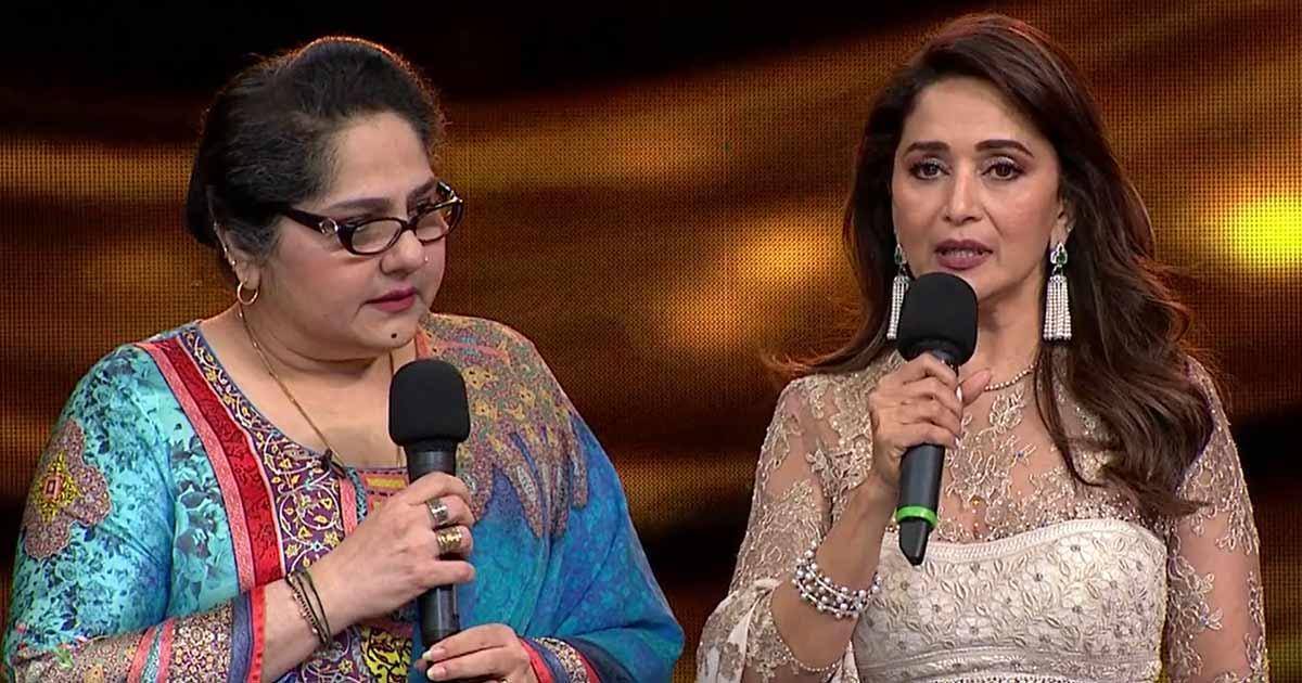 Shagufta Ali Gets Financial Aid From Team Dance Deewane, Judge Madhuri Dixit Presents Her A 5 Lakh Cheque