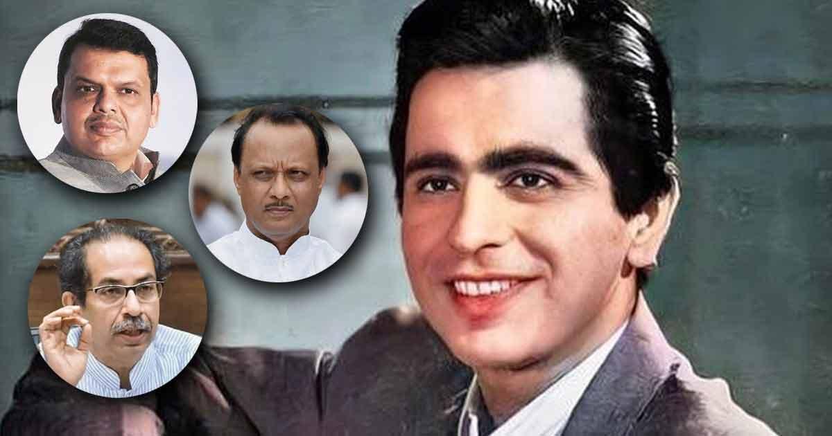 Maha leaders pay rich tributes to 'Mahanayak' Dilip Kumar