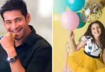 Mahesh Babu celebrates daughter Sitara's birthday, posts video