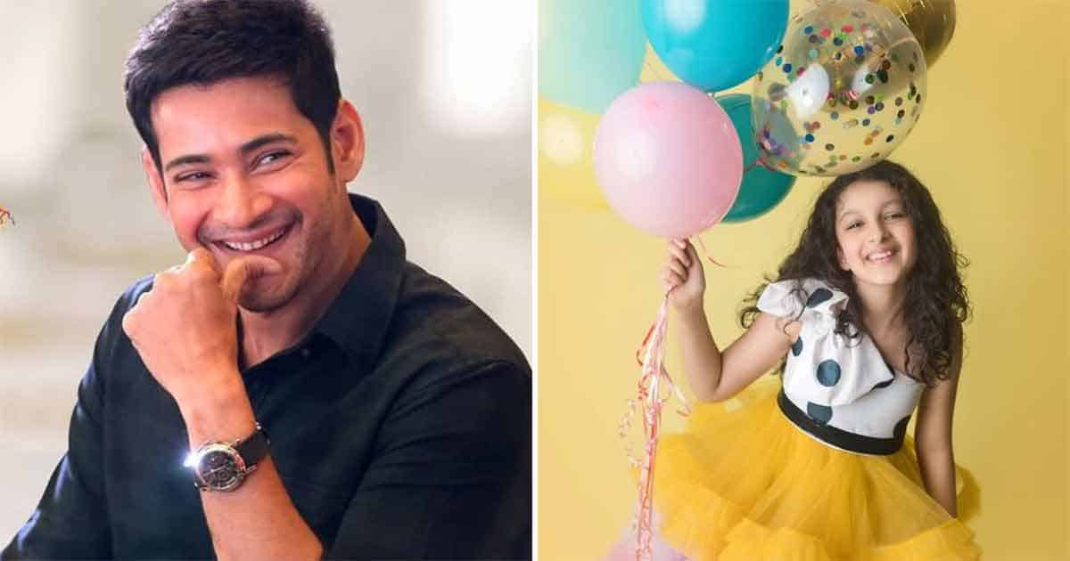 Mahesh Babu Wishes His Daughter Sitara On Her 9th Birthday With A Cute Video – Watch