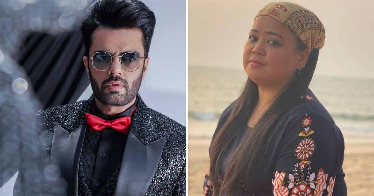 Maniesh Paul and Bharti Singh engage in a heartfelt conversation tracing their journeys in the latest episode of his podcast