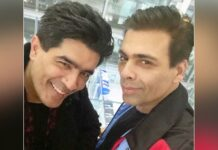 Manish Malhotra Is All Set To Turn Director With A Karan Johar Production – Reports