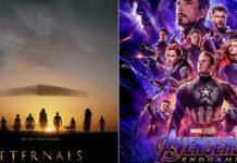 Marvel Planning A Cross-Over Between Avengers & The Eternals?
