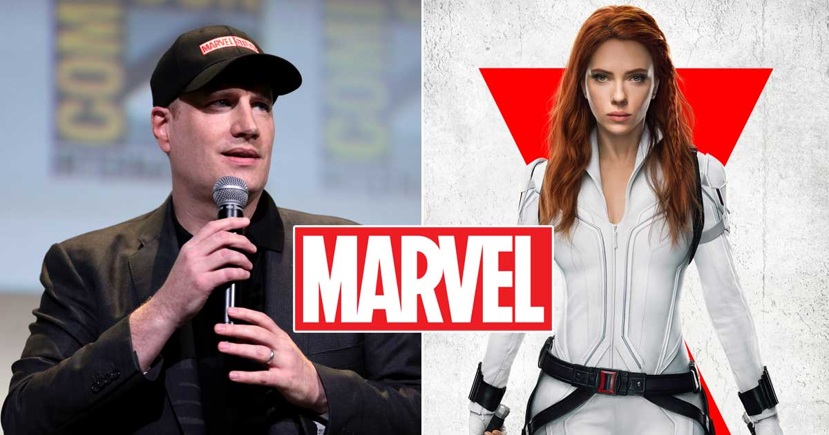 Marvel's President Keven Feige Reportedly Furious At Disney Over Black Widow's Hybrid Release
