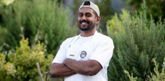'MasterChef Australia' winner Justin Narayan marries girlfriend of two years