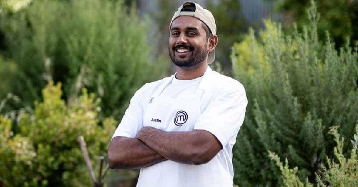 Winner Justin Narayan 'MasterChef Australia' ties in with his girlfriend