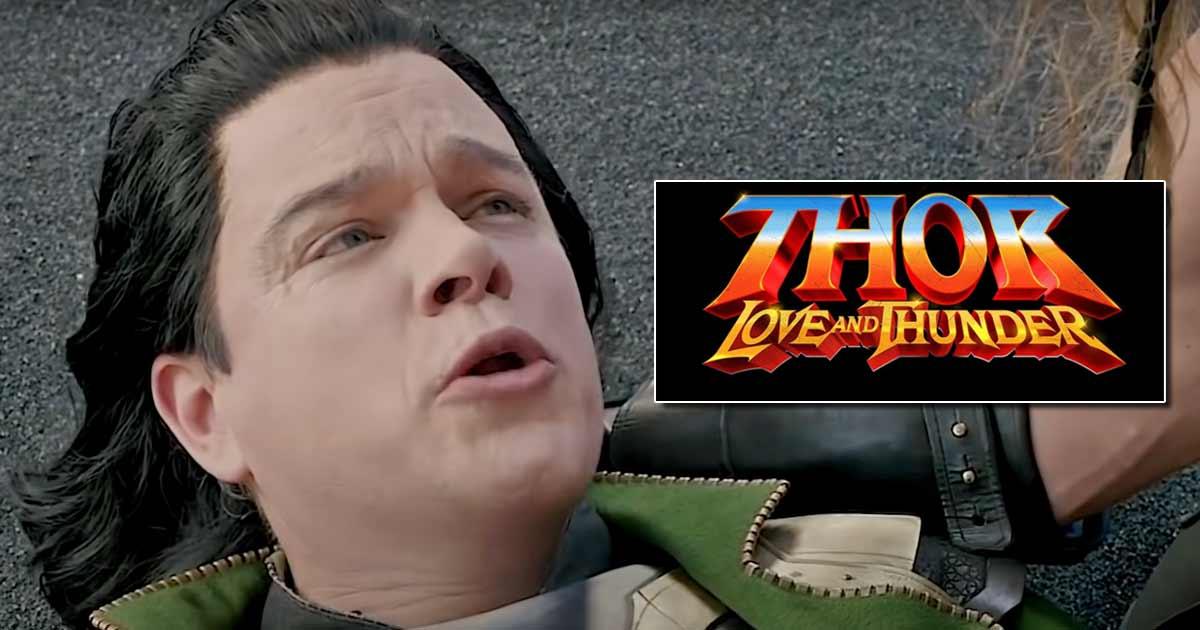 Matt Damon Confirms Playing Fake Loki In Thor: Love And Thunder