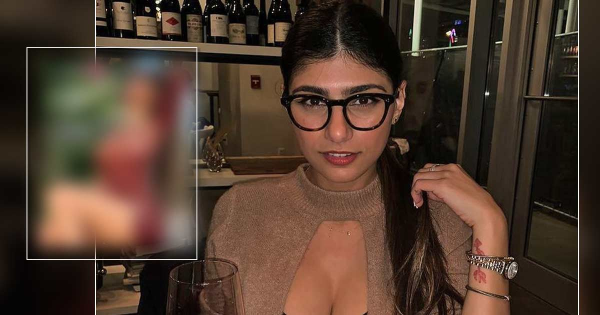 Mia Khalifa In A Sheer Bodycon Dress With Her Hot Specs Look Is Justifying Her 'Brown Girl With Glasses' Bio - Deets Inside