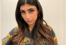 Mia Khalifa Is Breaking The Internet Yet Again With Her Insanely Hot Sun-Kissed Bikini Pictures & We're Drooling!