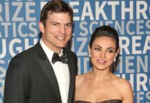 Mila Kunis & Ashton Kutcher Share Family Bathing Habits, Say They Don't Wash Their Kids Every Day